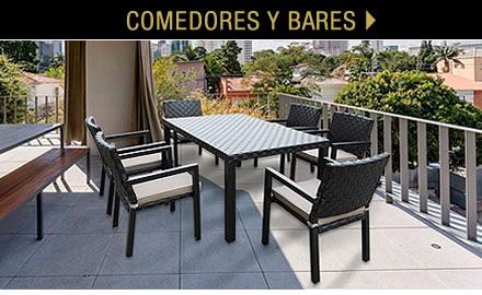Muebles La Terraza - Muebles de Rattán