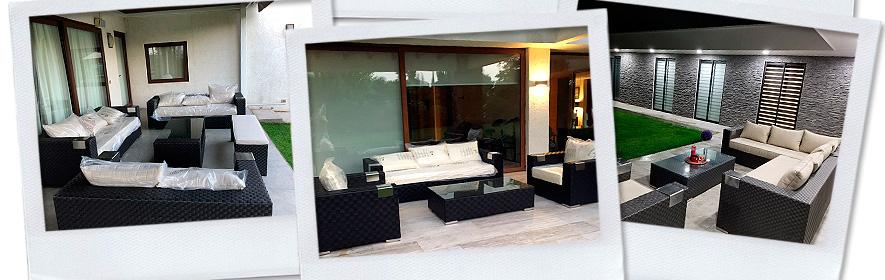 Muebles La Terraza Muebles De Rattán